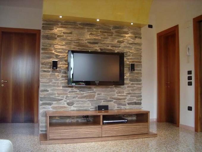 Facciate in pietra e altro le foto pietre e dintorni for Facciate di case in mattoni e pietra